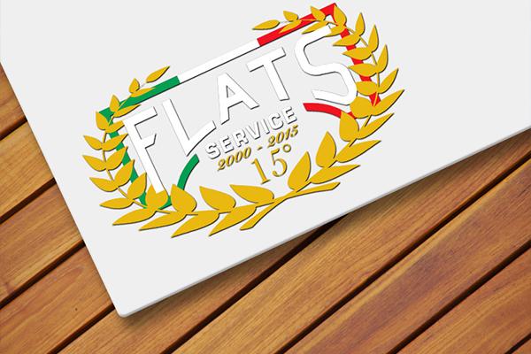 Logo Flats Service